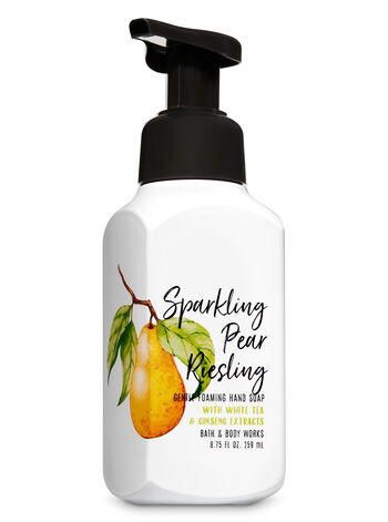 Sparkling Pear Riesling Gentle Foaming Hand Soap - Bath And Body Works
