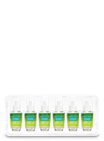 Eucalyptus Spearmint 6-Pack Wallflowers Sampler