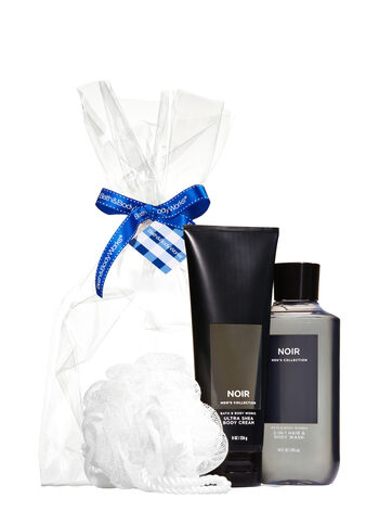 Noir Lather & Smooth Gift Set - Bath And Body Works