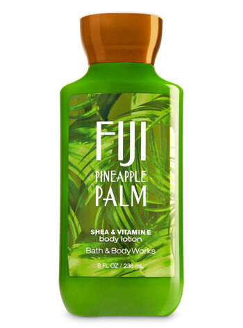 Signature Collection Fiji Pineapple Palm Body Lotion - Bath And Body Works