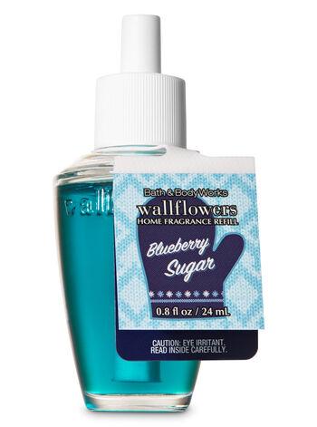 Blueberry Sugar Wallflowers Fragrance Refill - Bath And Body Works