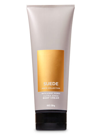 Signature Collection Suede Ultra Shea Body Cream - Bath And Body Works