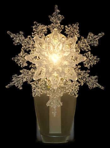 Glitter Flake Nightlight Wallflowers Fragrance Plug