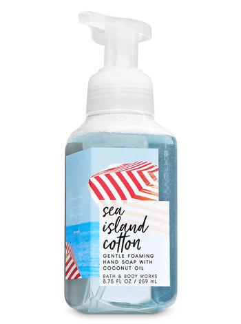 Sea Island Cotton Gentle Foaming Hand Soap - Bath And Body Works