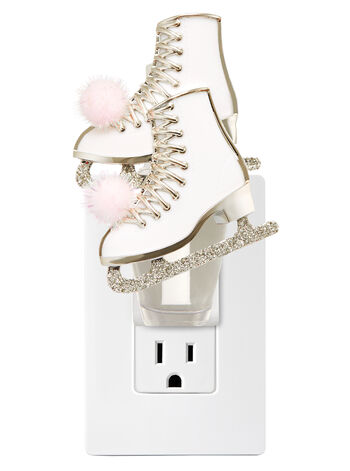 Shimmering Ice Skates Wallflowers Fragrance Plug