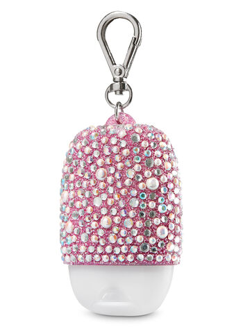 Pink Sparkle & Shine PocketBac Holder - Bath And Body Works
