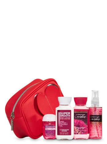 A Thousand Wishes Be My Valentine Mini Gift Set