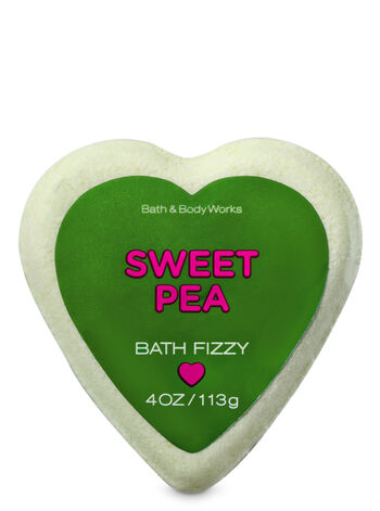 Signature Collection Sweet Pea Bath Fizzy - Bath And Body Works