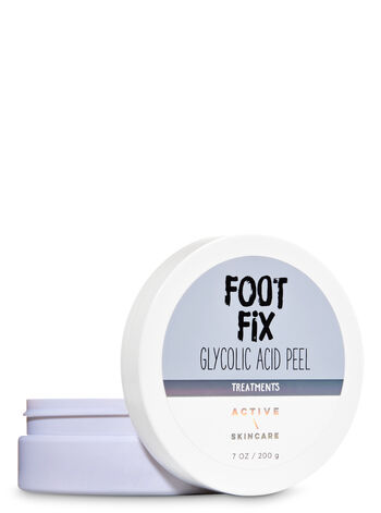 Signature Collection Foot Fix Glycolic Acid Peel - Bath And Body Works