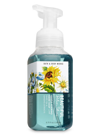 Beautiful Blue Skies Gentle Foaming Hand Soap - Bath And Body Works
