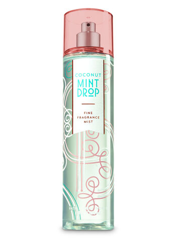 Signature Collection Coconut Mint Drop Fine Fragrance Mist - Bath And Body Works