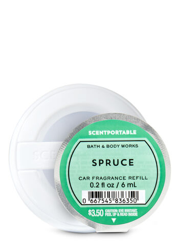 Spruce Scentportable Fragrance Refill - Bath And Body Works