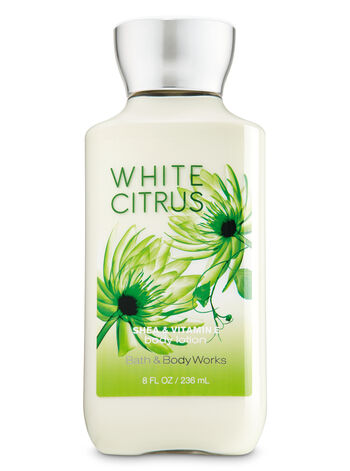 Signature Collection White Citrus Body Lotion - Bath And Body Works