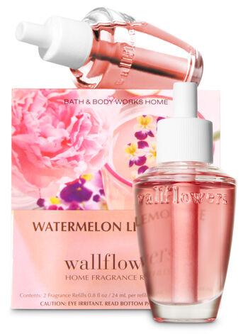 Watermelon Lemonade Wallflowers Refills, 2-Pack - Bath And Body Works