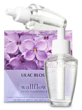 Lilac Blossom Wallflowers 2-Pack Refills - Bath And Body Works