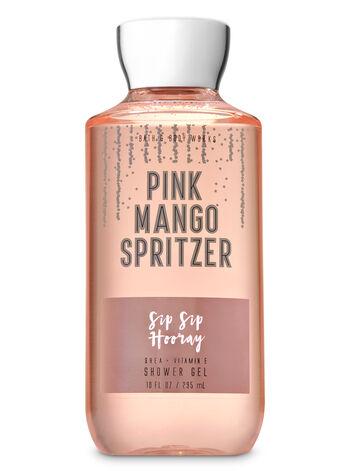 Pink Mango Spritzer Shower Gel - Bath And Body Works