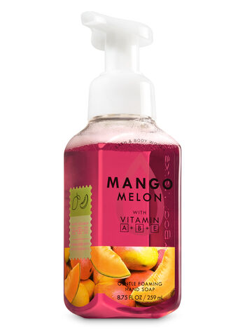 Mango Melon Gentle Foaming Hand Soap - Bath And Body Works