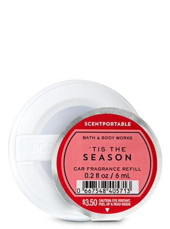 Tis The Season Scentportable Fragrance Refill - Bath And Body Works