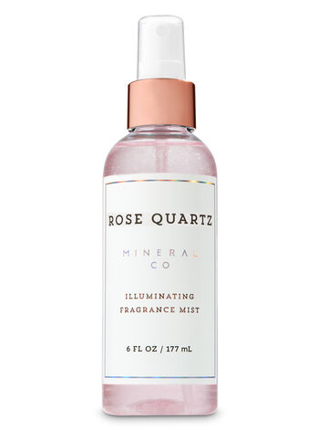 Signature Collection Rose Quartz Illuminating Fragrance Mist - Bath And Body Works