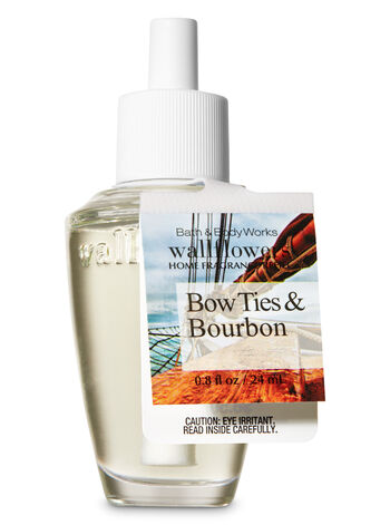 Bowties and Bourbon Wallflowers Fragrance Refill - Bath And Body Works