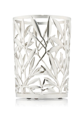 Vine Leaf Medium Candle Sleeve