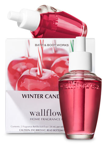 Winter Candy Apple Wallflowers 2-Pack Refills - Bath And Body Works