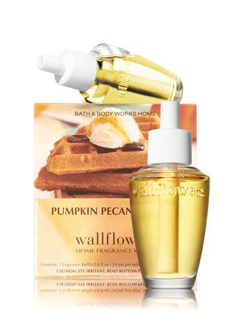 Pumpkin Pecan Waffles Wallflowers 2-Pack Refills - Bath And Body Works