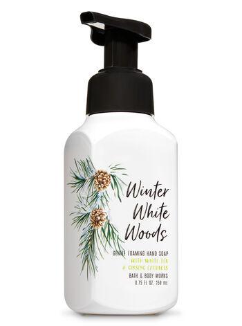 Winter White Woods Gentle Foaming Hand Soap Bath Amp Body