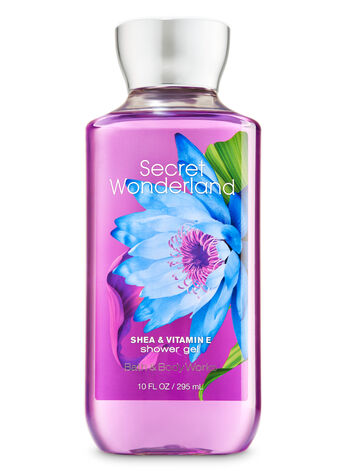 Signature Collection Secret Wonderland Shower Gel - Bath And Body Works