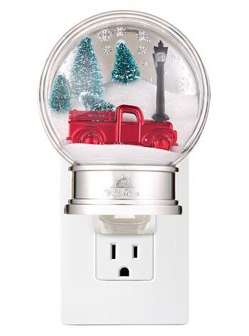 Vintage Snow Globe Nightlight Wallflowers Fragrance Plug
