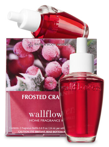 Frosted Cranberry Wallflowers 2-Pack Refills - Bath And Body Works