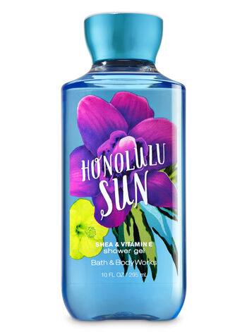 Signature Collection Honolulu Sun Shower Gel - Bath And Body Works