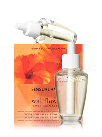 Sensual Amber Wallflowers 2-Pack Refills - Bath And Body Works