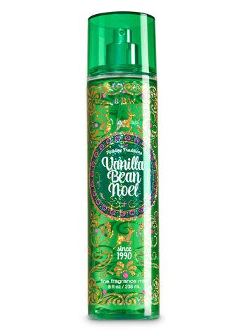Signature Collection Vanilla Bean Noel Fine Fragrance Mist - Bath And Body Works
