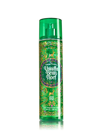 Signature Collection Vanilla Bean Noel Fine Fragrance Mist - Bath And Body Works