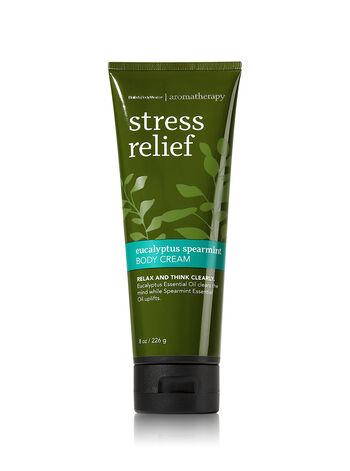 Aromatherapy Eucalyptus Spearmint Body Cream - Bath And Body Works