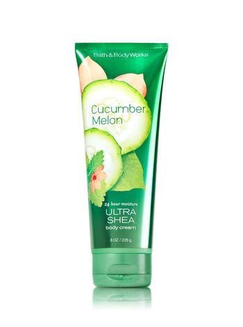 Signature Collection Cucumber Melon Ultra Shea Body Cream - Bath And Body Works