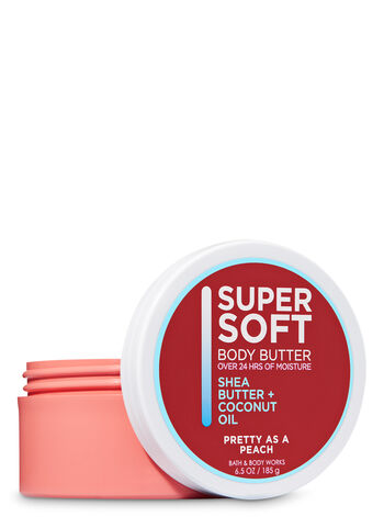 Pretty as a Peach Super Soft Body Butter - Bath And Body Works