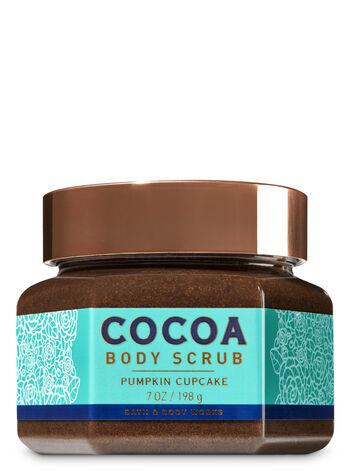 Pumpkin Cupcake Cocoa Body Scrub - Bath And Body Works
