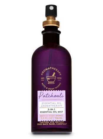 Patchouli 5-in-1 Essential Oil Mist - Bath And Body Works