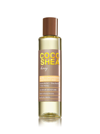 Signature Collection CocoShea Honey Lightweight Body Oil - Bath And Body Works