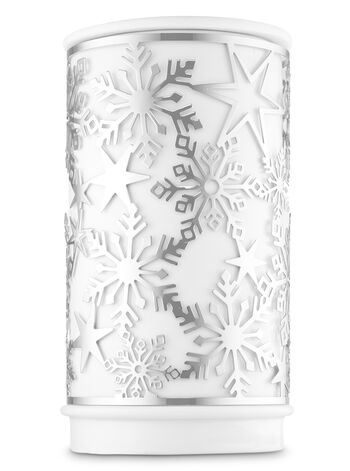 Falling Snowflakes Fragrance Warmer Wrap - Bath And Body Works