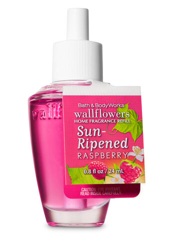 Sun-Ripened Raspberry Wallflowers Fragrance Refill - Bath And Body Works