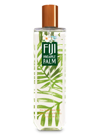 Signature Collection Fiji Pineapple Palm Fine Fragrance Mist - Bath And Body Works