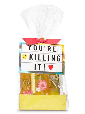 Love & Sunshine You're Killing It Gift Set