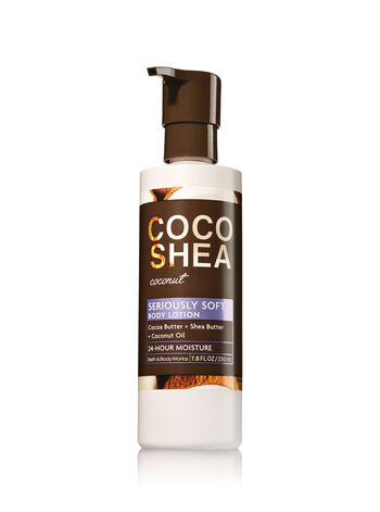 Signature Collection CocoShea Coconut Body Lotion - Bath And Body Works