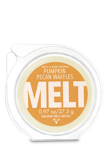 Pumpkin Pecan Waffles Fragrance Melt - Bath And Body Works