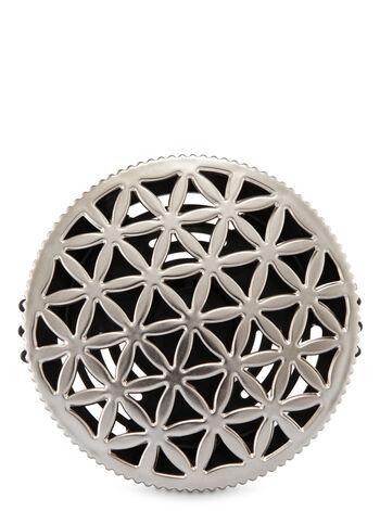 Floral Pattern Vent Clip Scentportable Holder