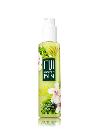 Signature Collection Fiji Pineapple Palm Aloe Gel Lotion - Bath And Body Works