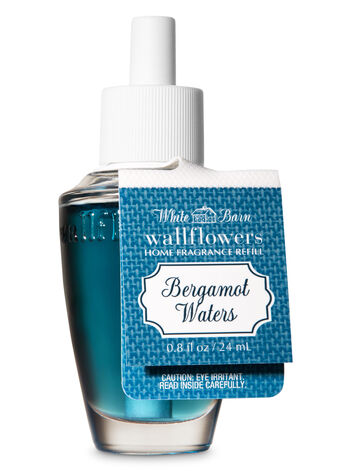 Bergamot Waters Wallflowers Fragrance Refill - Bath And Body Works
